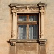 Renaissance window — Stock Photo