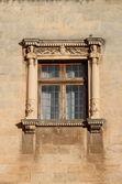 Renaissance window — Stockfoto