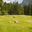 Trekking in Val Masino — Stock Photo