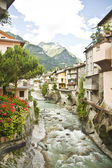 Chiavenna — Stock Photo