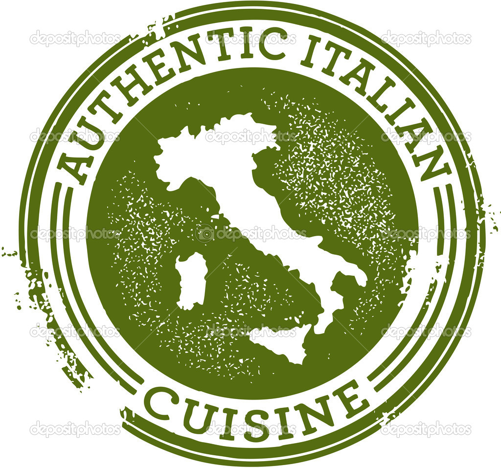 Authentic italian food stock vector daveh900 11965048 for Authentic italian cuisine