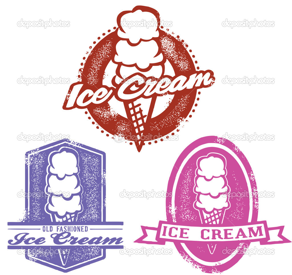 vintage ice cream clipart - photo #6