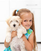 I got a little doggy — Stock Photo