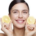 Natural skin care — Stock Photo