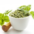 Basil Pesto — Stock Photo #11921491