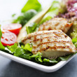 Foto Stock: Chicken salad