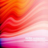 Abstract background with colorful lines. — Stock Vector
