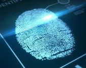 Security identification — Stock Photo