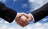 Handshake — 图库照片