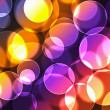 fond abstrait bokeh — Photo