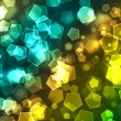 Abstract Bokeh background — 图库照片