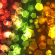 Abstract Bokeh background — Foto de Stock