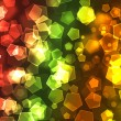 Abstract Bokeh background — 图库照片 #10812435