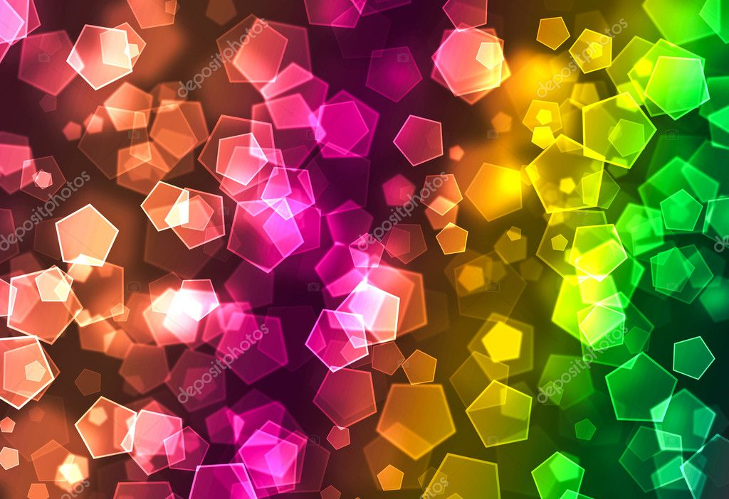 Abstract Bokeh background — Stock Photo #10812457