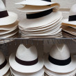 White hats - Stockfoto