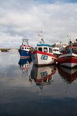 Dans le port de scarborough — Photo