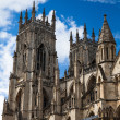 York Minster Cathedral — Stock Photo #12392036