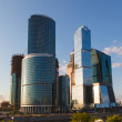 Stock Photo: Skyscrapers of Moscow City