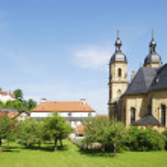 Basilica Of Goessweintstein — Stock Photo #10923177