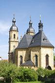 Basilica Of Goessweintstein — Stock Photo