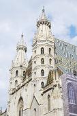 Stephansdom in Vienna — Zdjęcie stockowe