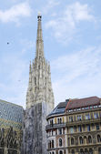Stephansdom in Vienna — Stock Photo
