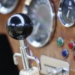 Gear Stick - Stock Photo