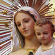 Our Lady of Mount Carmel — Stock Photo #11456878