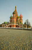 Saint Basil's Cathedral, Russia — Foto Stock