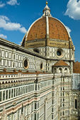 Santa Maria del Fiore in Florence, Italy — Stock Photo