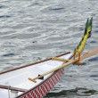Dragon Boat Racing — Stock Photo
