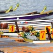 Dragon Boat Racing - Stock Photo