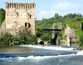 Borghetto village — Stock Photo