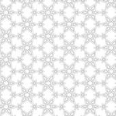 Delicate pattern in arabic style — Vecteur