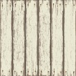 Old wooden fence — Stock Vector #11959979