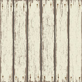 Old wooden fence — Stock Vector
