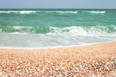 Beautiful summer seascape — Stock Photo