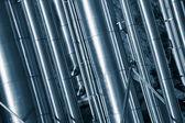 Gas pipelines — Stock Photo