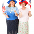 Royalty-Free Stock Photo: Ladies of the Tea Party