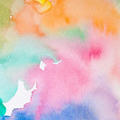 Abstract Water Color — Stock Photo