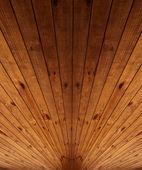 Velho grung textura de madeira com uso de folhas para plano de fundo — Fotografia Stock