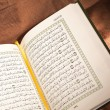 Koran, holy book — Stock Photo #12345561