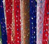 Colorful cloth — Stock Photo