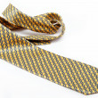 Luxury tie on white background - Foto de Stock