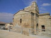 Iglesia de Santa María de Melque, San Martín de Montalbán, Toledo — Stock Photo