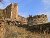 Castillo de Montalbán, San Martín de Montalbán, Toledo — Stock Photo