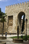 Walled enclosure Talavera de la Reina, Toledo — Stock Photo