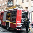 Stock Photo: Endowments Fire, Fire Engine