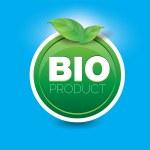 Bio product — Stock Vector