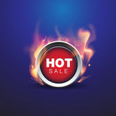 Hot sale — Stock Vector
